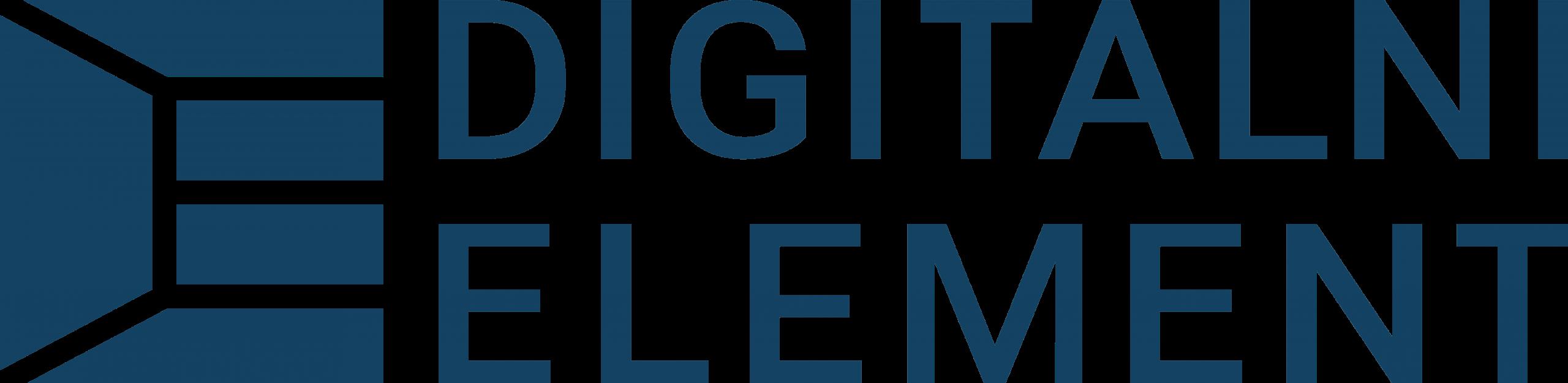 Digitalni element agencija logo